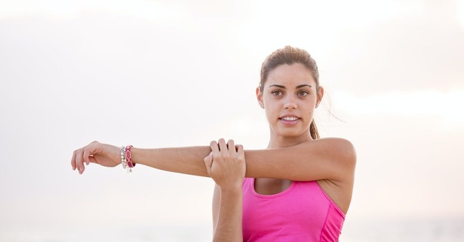 The Importance of Stretching image
